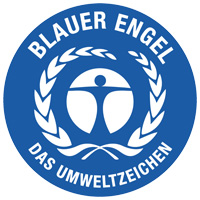 Label Blauer Engel