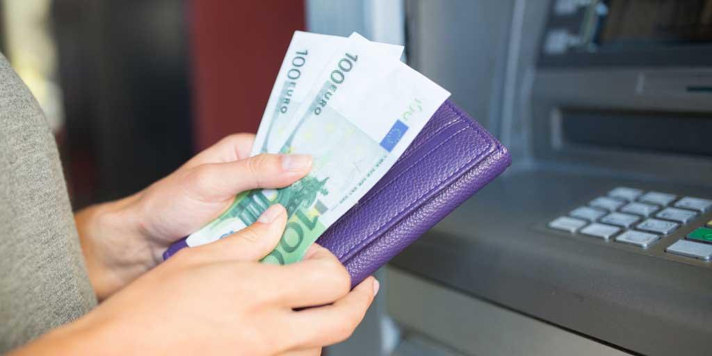 auszahlung bargeld in casino