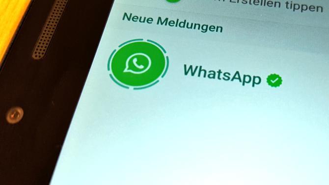 Neue Handynummer Auch In Whatsapp ändern Verbraucherzentrale