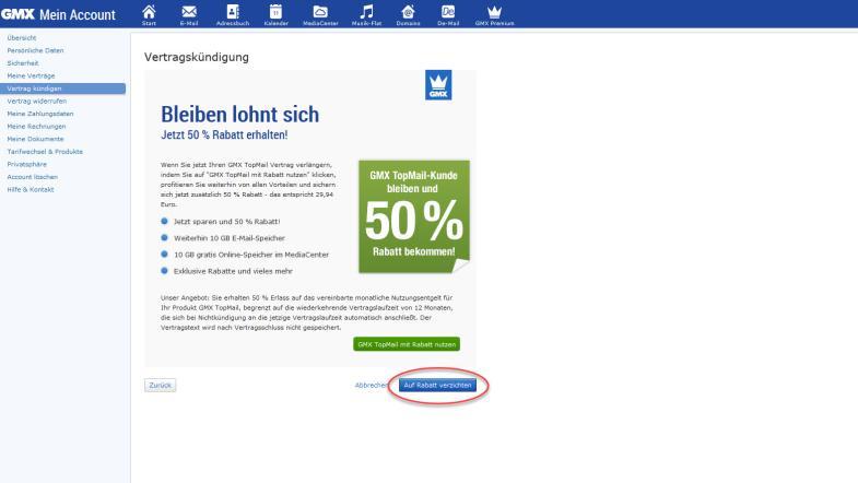 Gmx Topmail Widerrufen