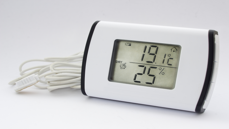 Digitales Thermohygrometer